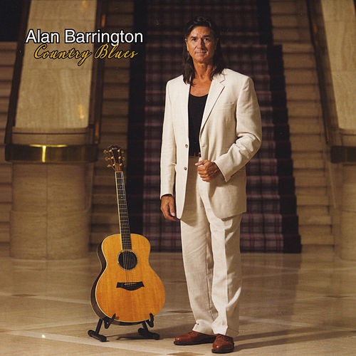 Country Blues de Alan Barrington