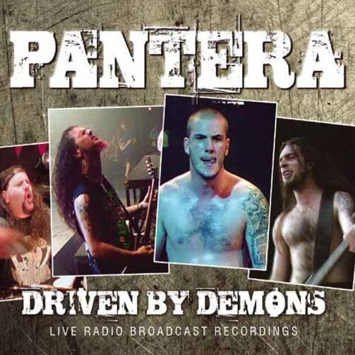 Driven by Demons (Live) de Pantera