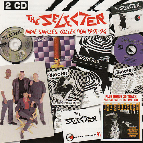 Indie Singles Collection 1991-96 von The Selecter