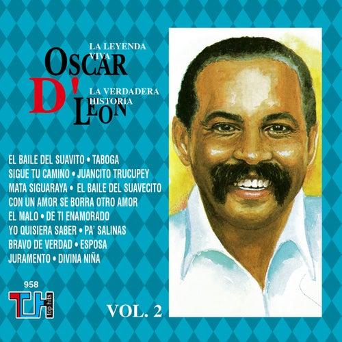 La Leyenda Viva, Vol. 2 de Oscar D'Leon