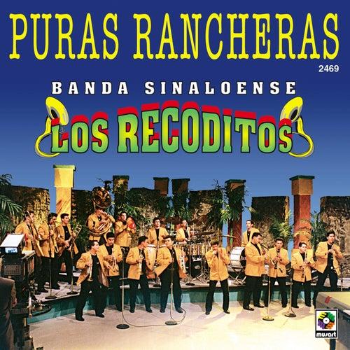 Puras Rancheras de Banda Los Recoditos