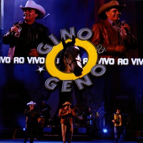 Gino & Geno - Ao Vivo von Gino E Geno