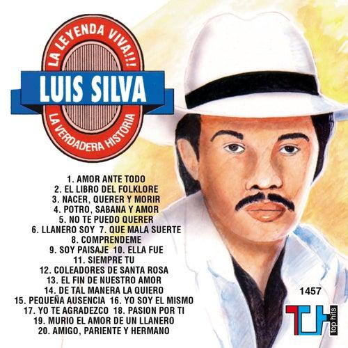 La Leyenda Viva de Luis Silva