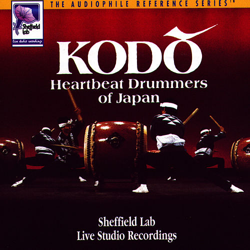 Heartbeat Drummers of Japan de Kodo