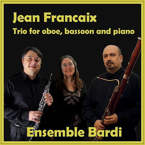Jean Francaix - Trio for Oboe, Bassoon and Piano by Ensemble Bardi