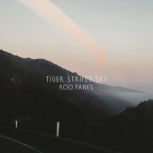 Tiger Striped Sky by Roo Panes