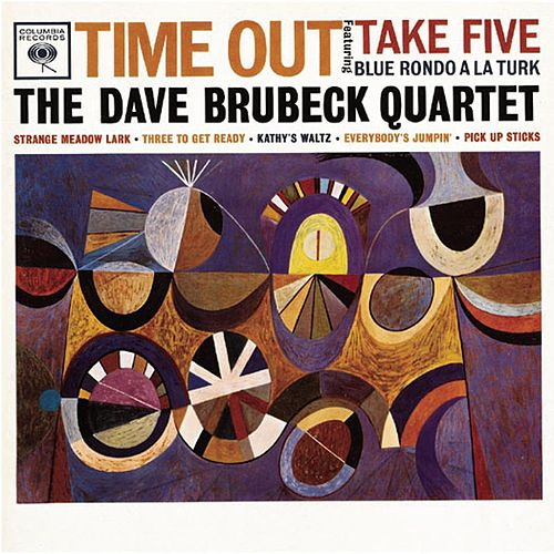 Time Out by Dave Brubeck