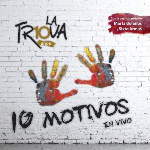 10 Motivos (En Vivo) von Trova