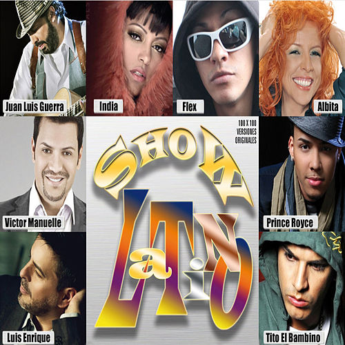 Show Latino von Various Artists