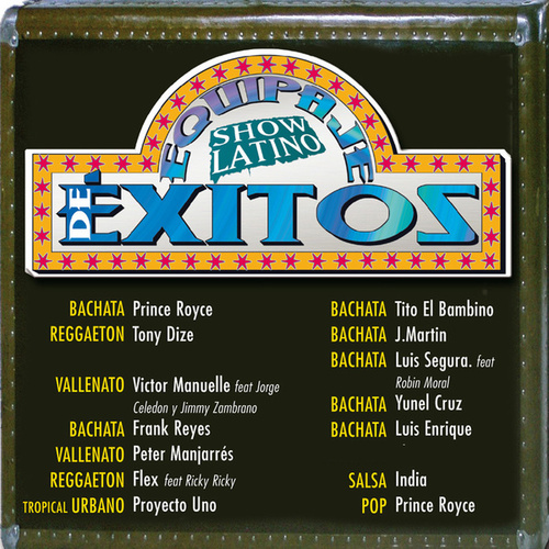 Show Latino (Equipaje de Éxitos) by Various Artists