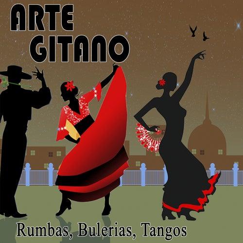 Arte Gitano. Rumbas, Bulerías y Tangos von LoLo