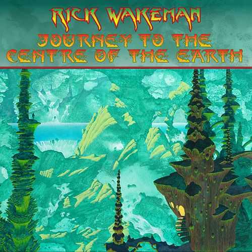 Journey To The Centre Of The Earth de Rick Wakeman