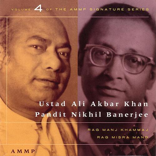 Signature Series, Vol. 4 de Ali Akbar Khan