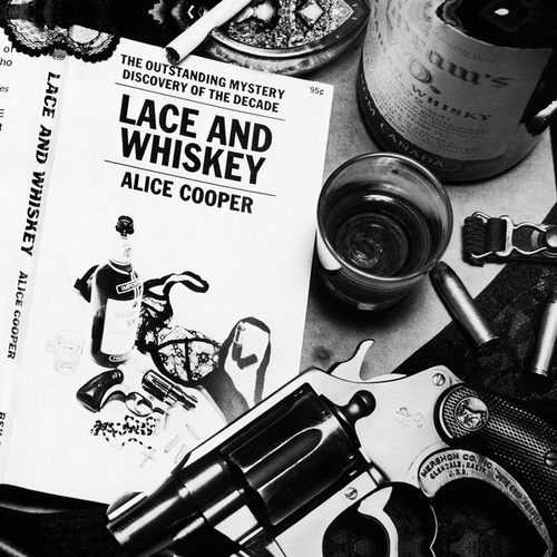Lace And Whiskey de Alice Cooper