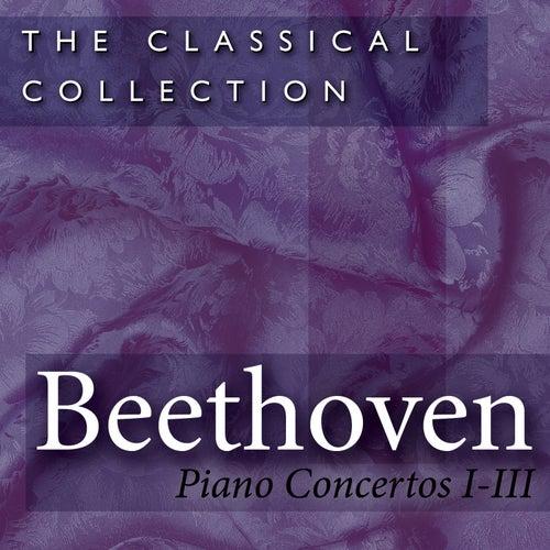Beethoven: Piano Concertos Nos. 1, 2, 3 de Alexander Rahbari