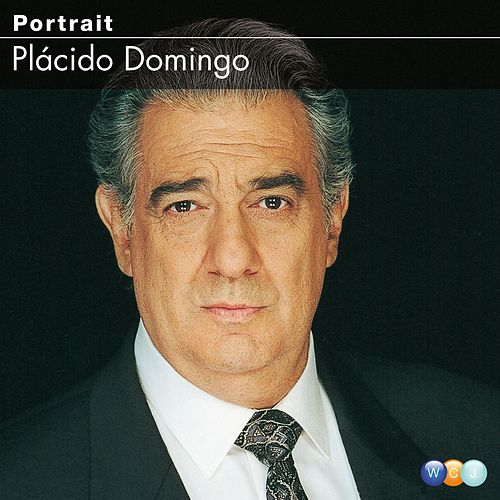 Plácido Domingo - Artist Portrait 2007 by Plácido Domingo