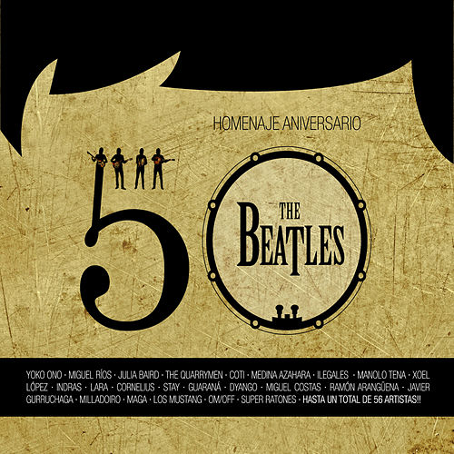 Homenaje 50 Aniversario: The Beatles (Deluxe Edition) de Various Artists