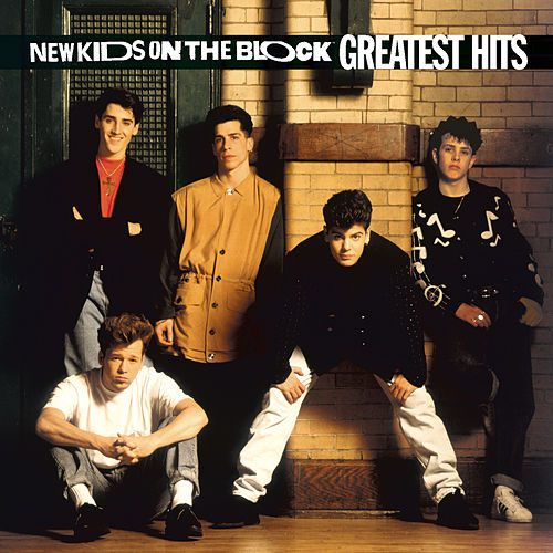 Greatest Hits by New Kids On The Block