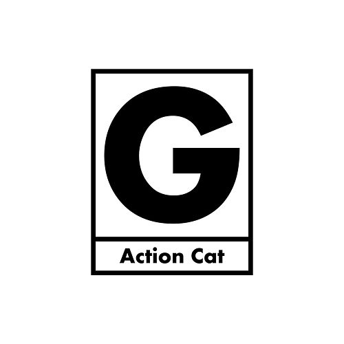 Action Cat von Gerard Way