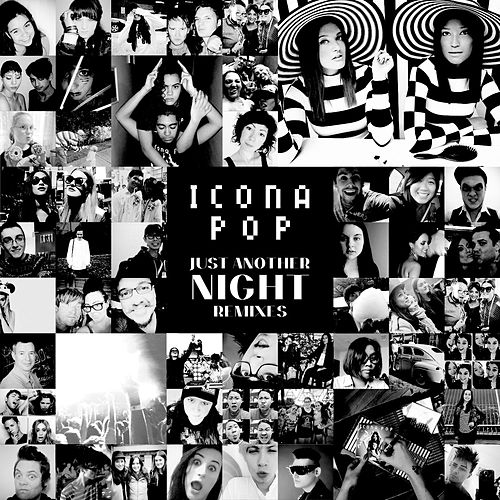 Just Another Night Remixes by Icona Pop