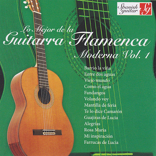 The Very Best of Spanish Guitar Flamenco Songs by Angel Cuerdas