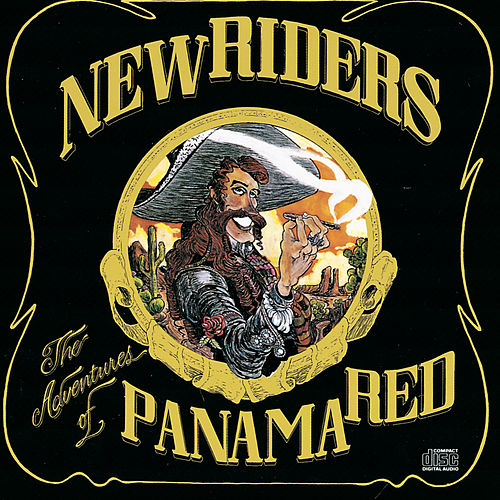 The Adventures Of Panama Red von New Riders Of The Purple Sage