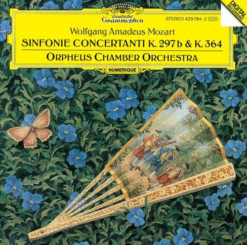 Mozart: Sinfonia Concertante K.297b & K.364 de Orpheus Chamber Orchestra