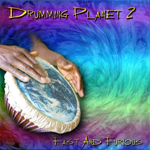 Drumming Planet 2 de Various Artists