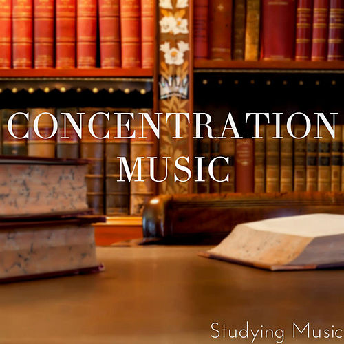 Concentration Music by Various Artists