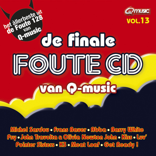 De Finale Foute CD - Vol. 13 de Various Artists