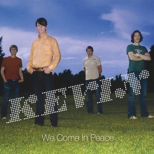 We Come in Peace de Kevin
