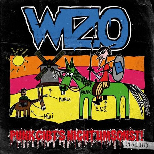 Punk gibt's nicht umsonst! (Teil III) von Wizo
