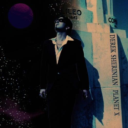 Planet X fra Derek Sherinian