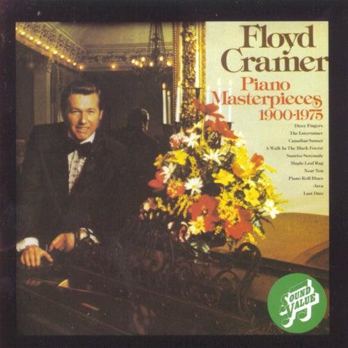 Piano Masterpieces 1900-1975 de Floyd Cramer