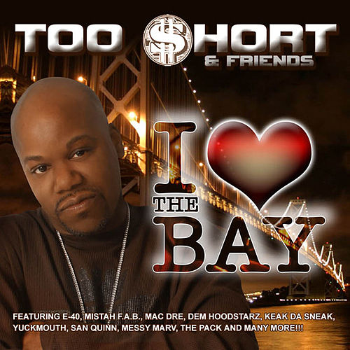 I Love The Bay de Various Artists