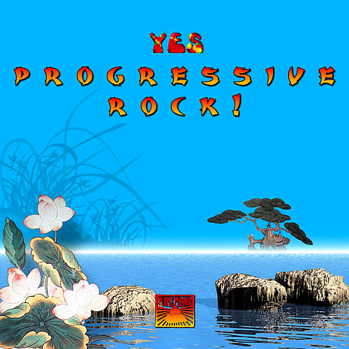 Yes Progressive Rock! de Various Artists