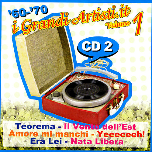 '60 - '70 I Grandi Artisti.It - Volume 1 - Cd 2 von Various Artists