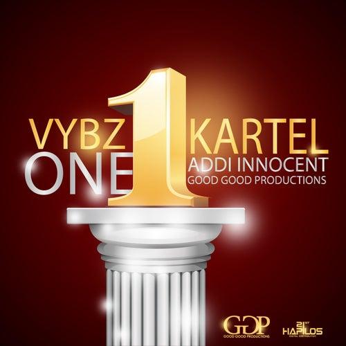 One Riddim (Instrumental) by VYBZ Kartel