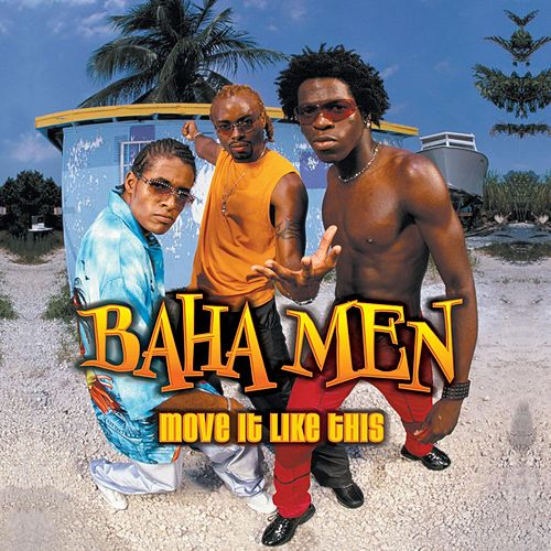 Image result for the baha men who let the dogs out