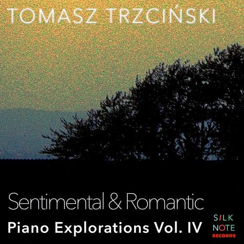 Piano Exploration, Vol. 4: Sentimental & Romantic von Tomasz Trzcinski