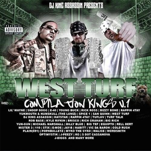 West Turf: Compliation King Vol. 1 de Dj King Assassin