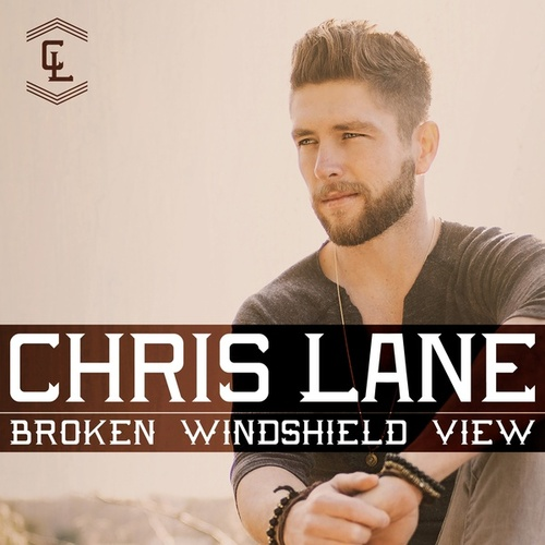 Broken Windshield View by Chris Lane