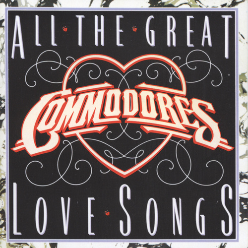 Love Songs by The Commodores