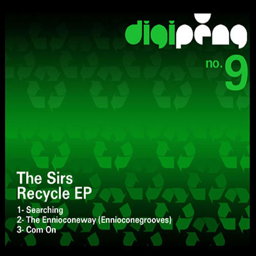 Recycle EP by The Sirs