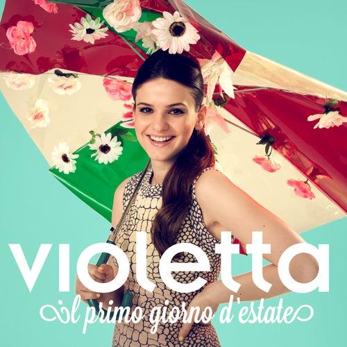 Il primo giorno d'estate de Violetta