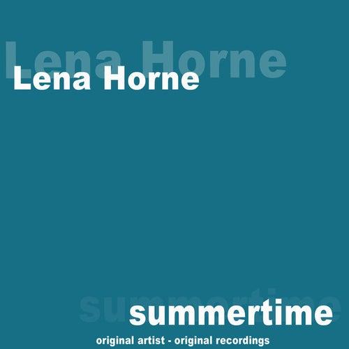 Summertime von Lena Horne
