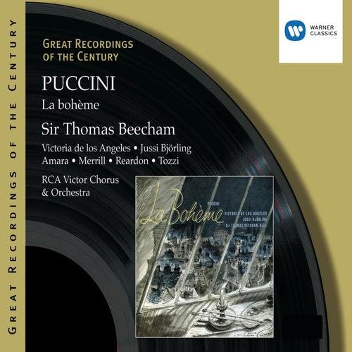 Puccini : La Bohème by Giacomo Puccini