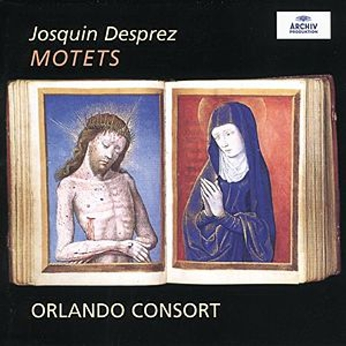 Josquin Desprez: Motets von The Orlando Consort