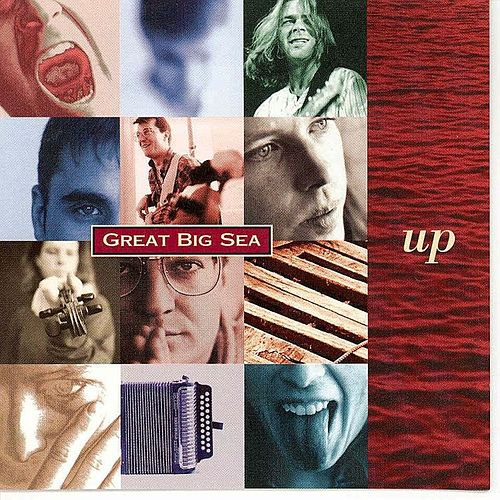 Up by Great Big Sea