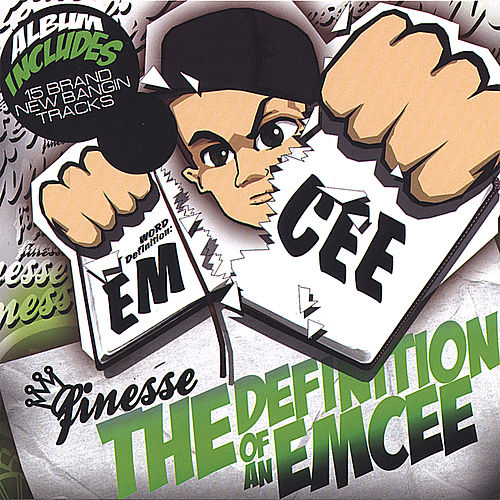 The Definition Of An Emcee by Finesse
